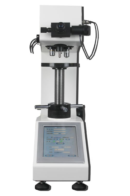 Rockwell Brinell Micro Vickers Hardness Testing Machine Automatic testing  force